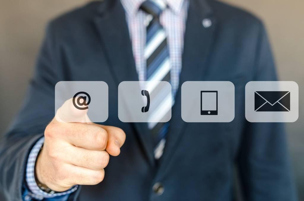 Contactez Activ'Système par téléphone, courrier, mail