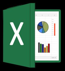 Tableur Excel de Microsoft